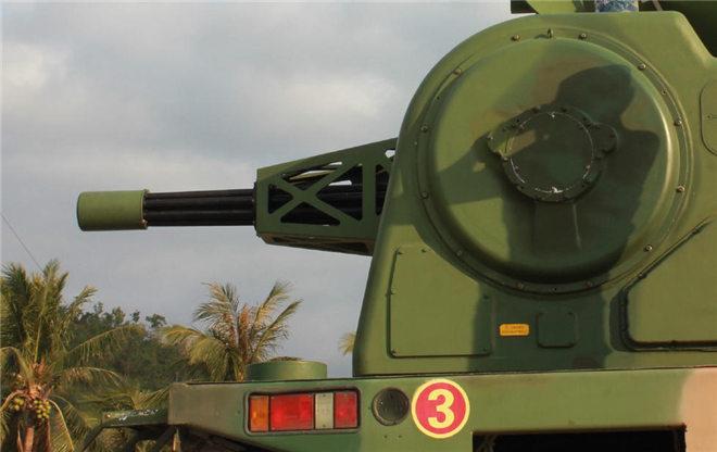 中国海军陆盾2000防空部队曝光