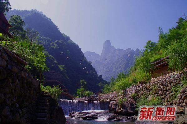 中国旅游日:张家界老道湾景区实行免票政策