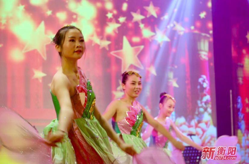 助学圆梦:祁东县举办音乐节爱心义演活动