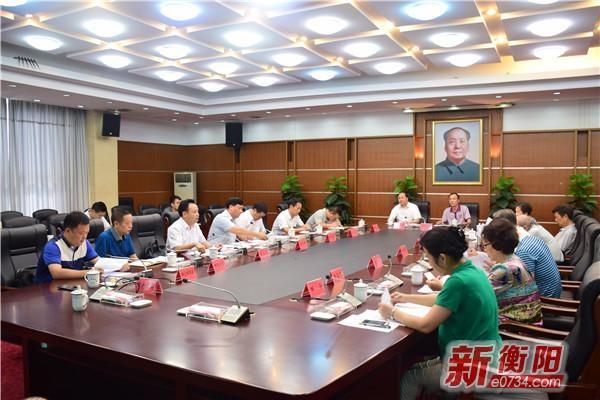 衡阳工业博物馆共有三层 整体工程已完成65%